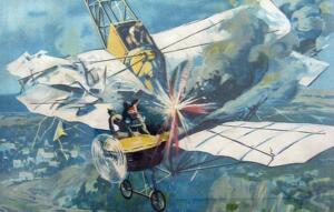 Как вооружали самолеты на Первой мировой?
