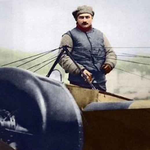 Ролан Гаррос - первый воздушный ас
