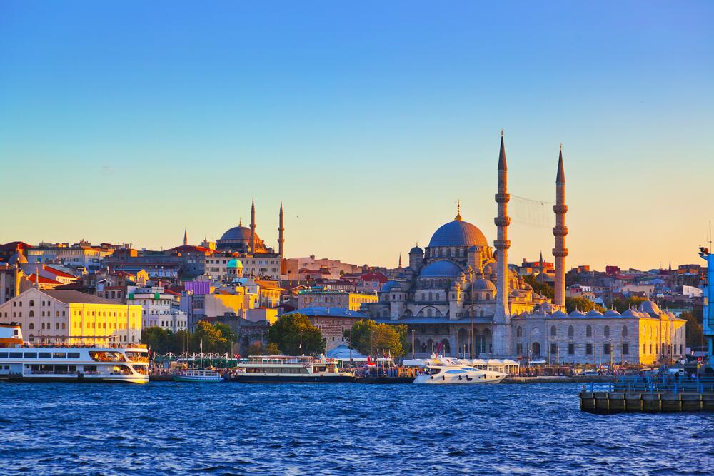 Стамбул – цветок на перекрестке цивилизаций?