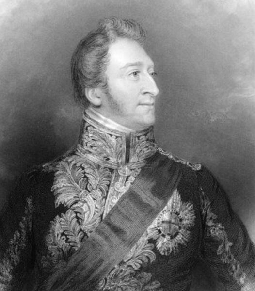Хью Перси, 3-й герцог Нортумберлендский