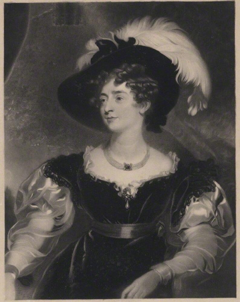 Томас Лоуренс, Шарлотта Флоренция Перси, герцогиня Нортумберлендская