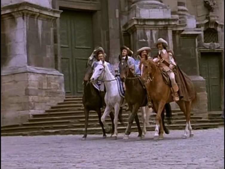 Фото: кадр из к-ф «Д'Артаньян и три мушкетёра»