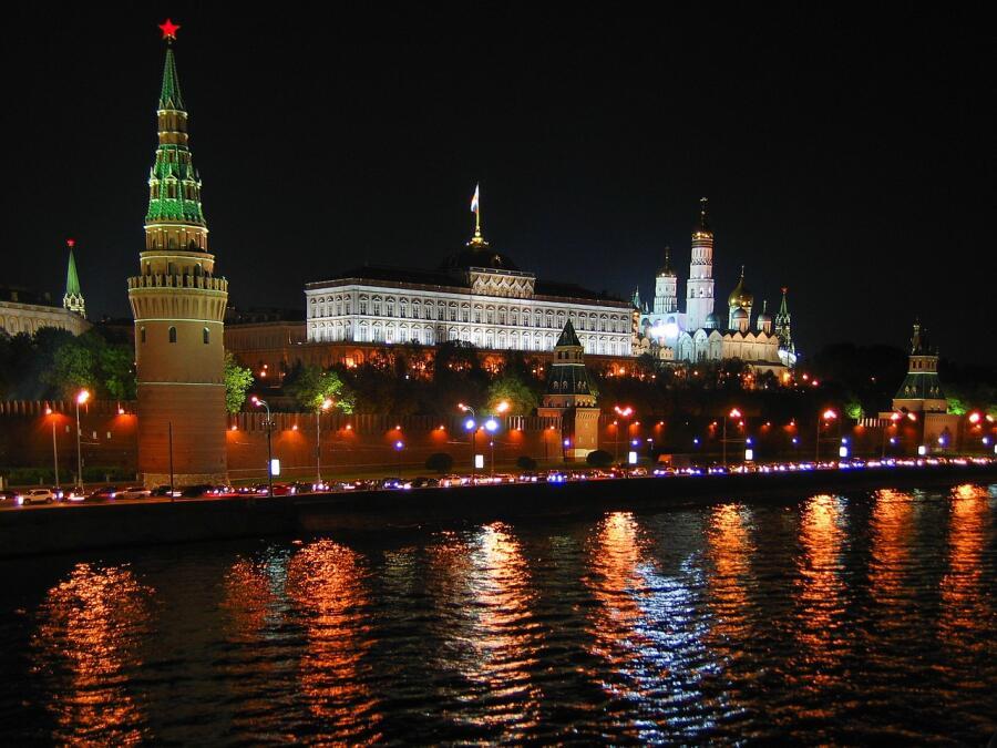 Как появлялся Московский Кремль?
