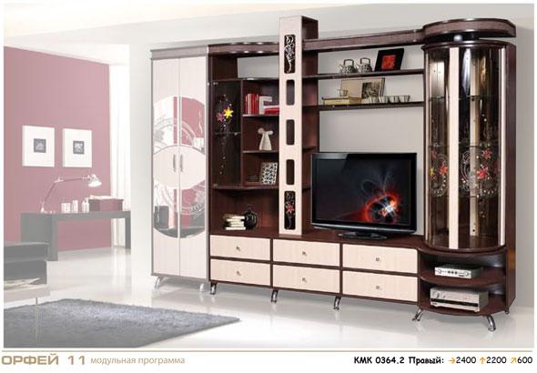 Как подобрать идеальную мебельную стенку в гостиную?