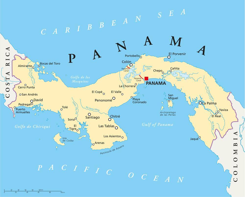 Как строили Панамский канал и что такое «панамакс»?