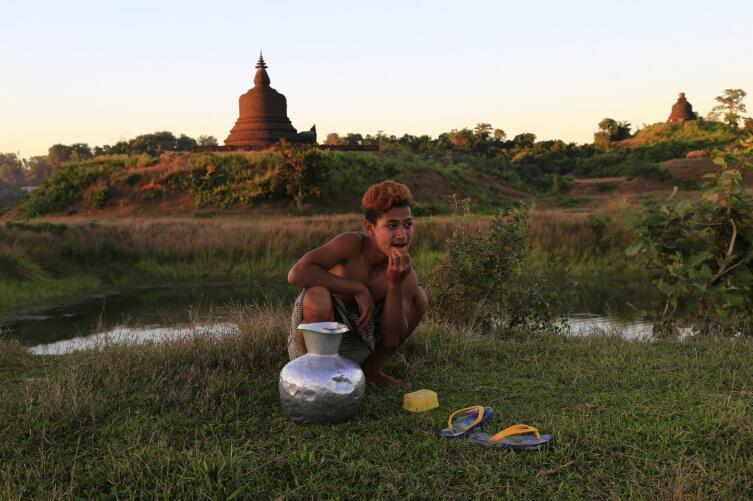 Что посетить в Бирме? Забытые руины Мьяу-У