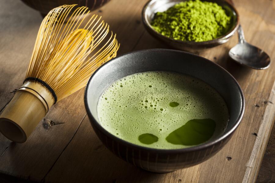 Что такое японский зеленый чай Матча?