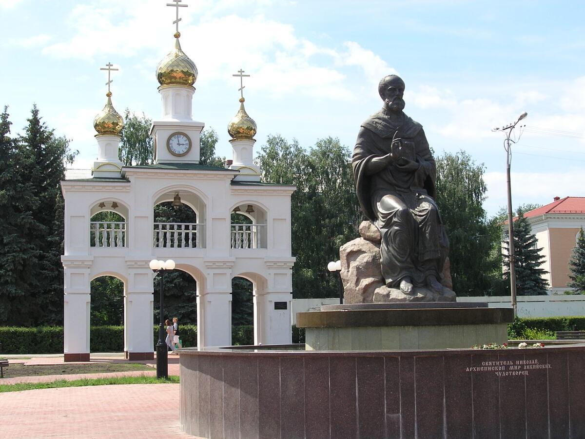 Мемориал в Тольятти