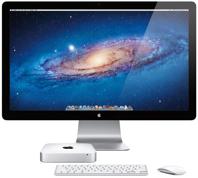 Мир компьютеров. Чем привлекает Mac mini?