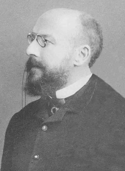 Павел Александрович Всеволожский, фотография 1885 г.