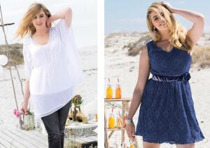 Как подобрать красивую женскую одежду большого размера?