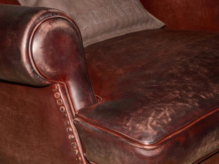 Baxter: дизайнерская мебель ручной работы