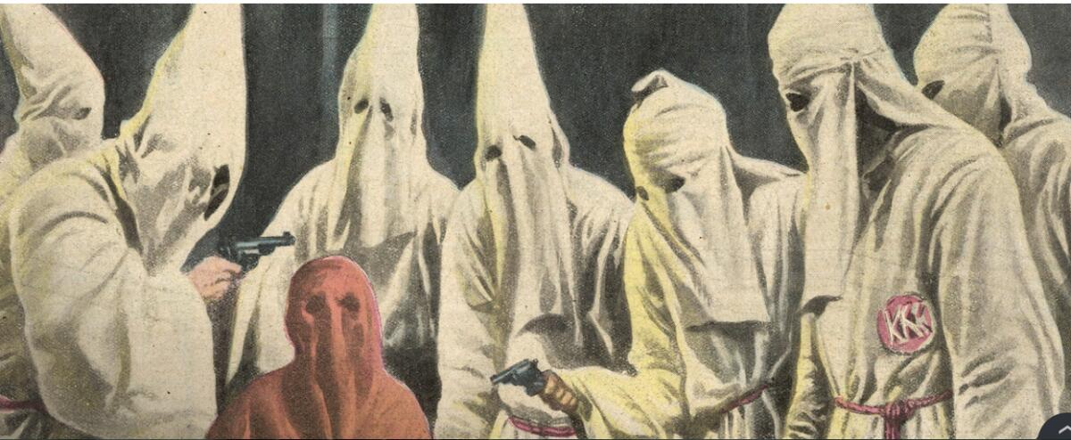 the origin and history of the notorious ku klux klan Following the civil war, the ku klux klan emerges to suppress and victimize newly freed slaves.