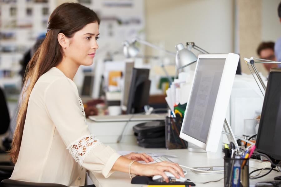 Как превратить работу в удовольствие? Девять способов избавиться от рутины