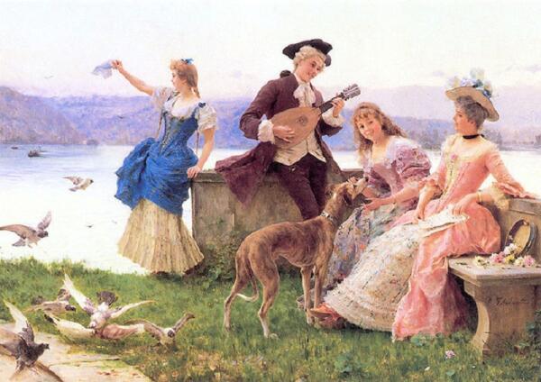 Тоска по родине. Как зарождалась неаполитанская песня?