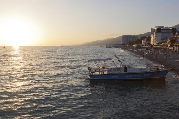 Как организовать свой отдых на Черноморском побережье?