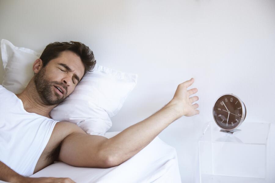 Как быстро проснуться?