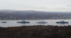 Как создавался Северный флот?
