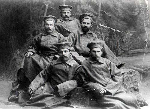 Большевики-депутаты IV Государственной Думы