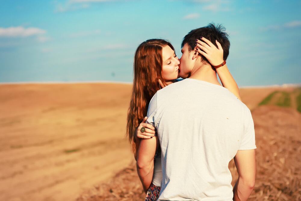 Давайте будем больше целоваться?