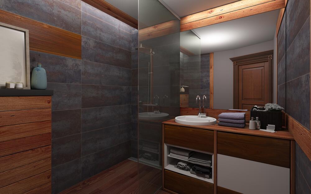 Тёмный интерьер в маленькой комнате: почему бы нет?
