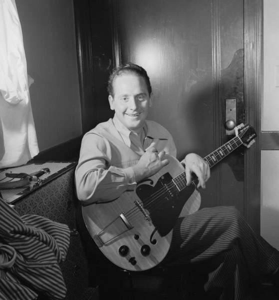 Лес Пол родился 9 июня 1915 года