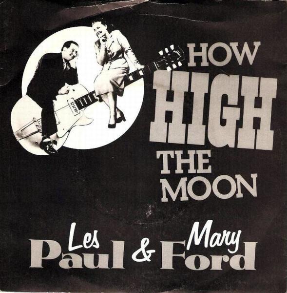 Кто изобрёл электрогитару, многодорожечную запись и сделал песню «How High the Moon» хитом №1? Ко дню рождения Леса Пола