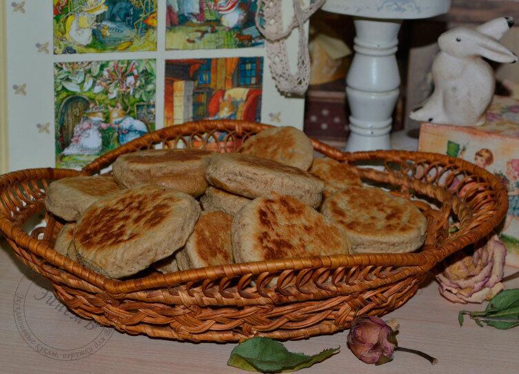 Как испечь печенье «Дождливый день» на сковородке?