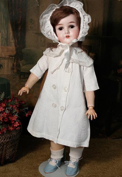 Как Арманд Марсель стал кукольных дел мастером?