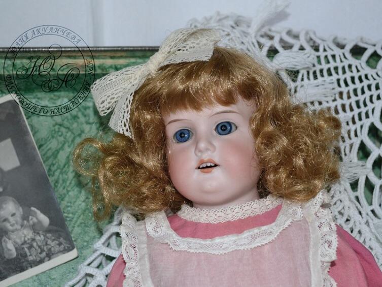 История одной куклы. Как найти ее для мамы?