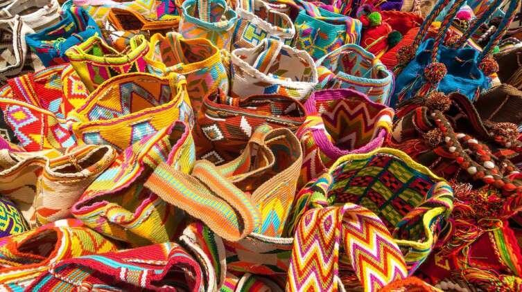 Что такое индейская мочила? Секреты популярности национального колумбийского аксессуара