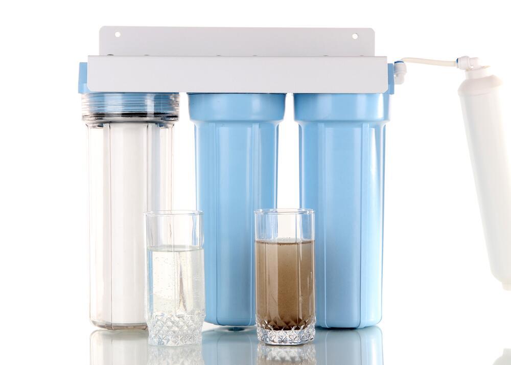 Как определить качество воды, текущей из вашего крана?