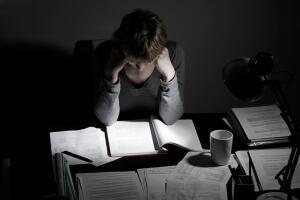 Подготовка к экзаменам. Как не заснуть над билетами?