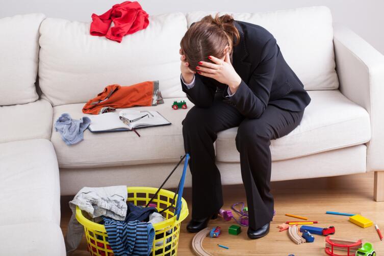 Современная женщина и декрет: почему так трудно сидеть дома?