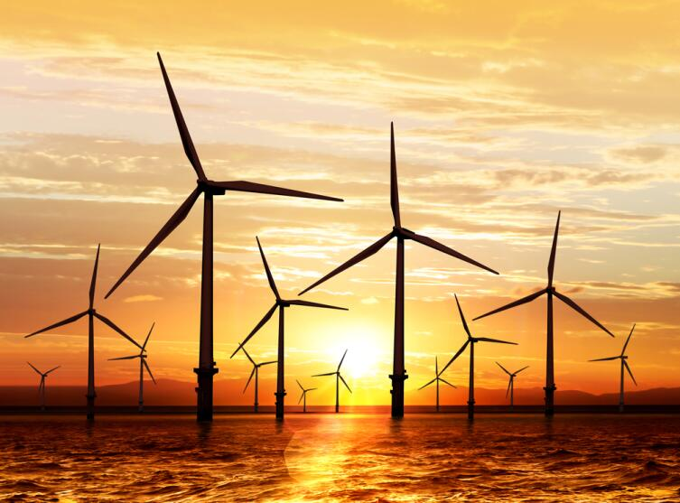 Ветер поставляет нам возобновляемую, чистую и экономичную энергию