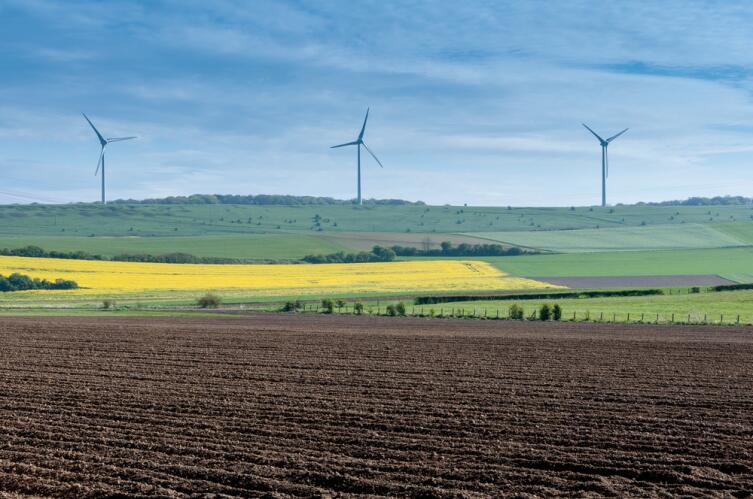 Ветряные электростанции могут быть построены лишь там, где постоянно дует ветер