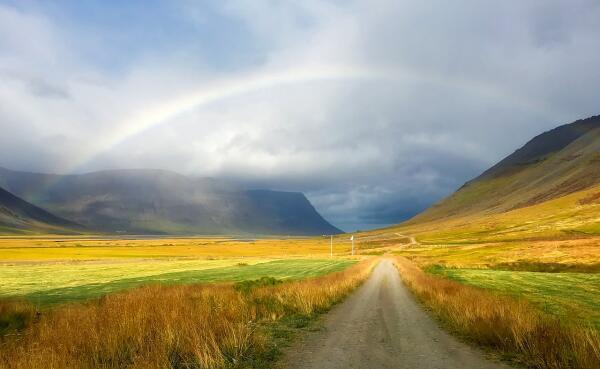Какая она, Исландия?