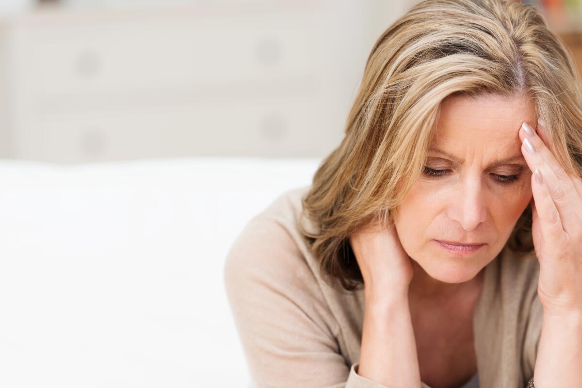 Климакс и головная боль