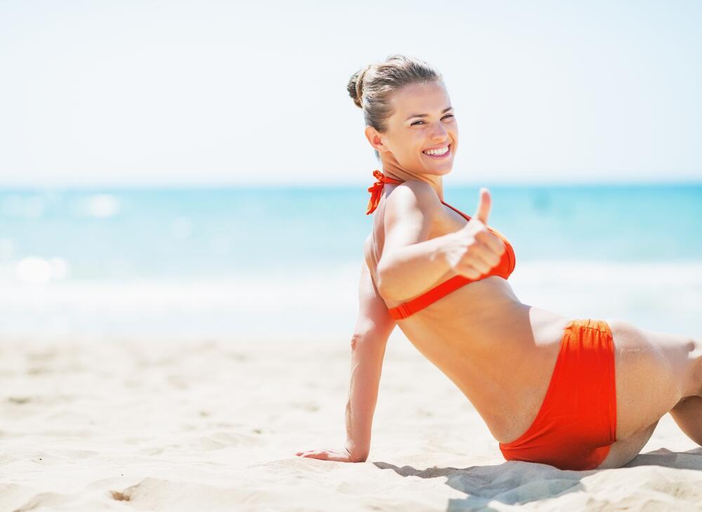 Как принимать солнечные ванны с пользой для здоровья?