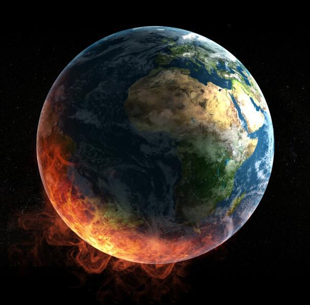 Как глобальное потепление может уничтожить жизнь на Земле?