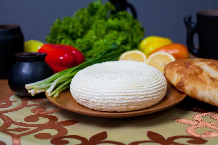 Что особенного в адыгейском сыре?