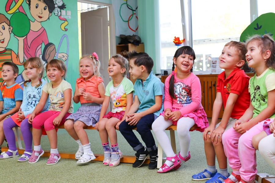Какие новшества проникают в жизнь детских садов?
