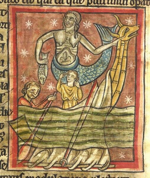 Английский «Бестиарий» XIII века