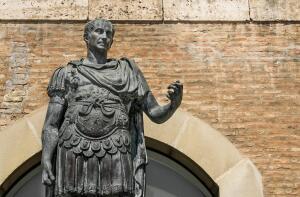 Как Юлий Цезарь в Британию ходил?