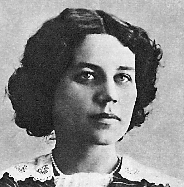 Татьяна Николаевна Лаппа, 1916 г.