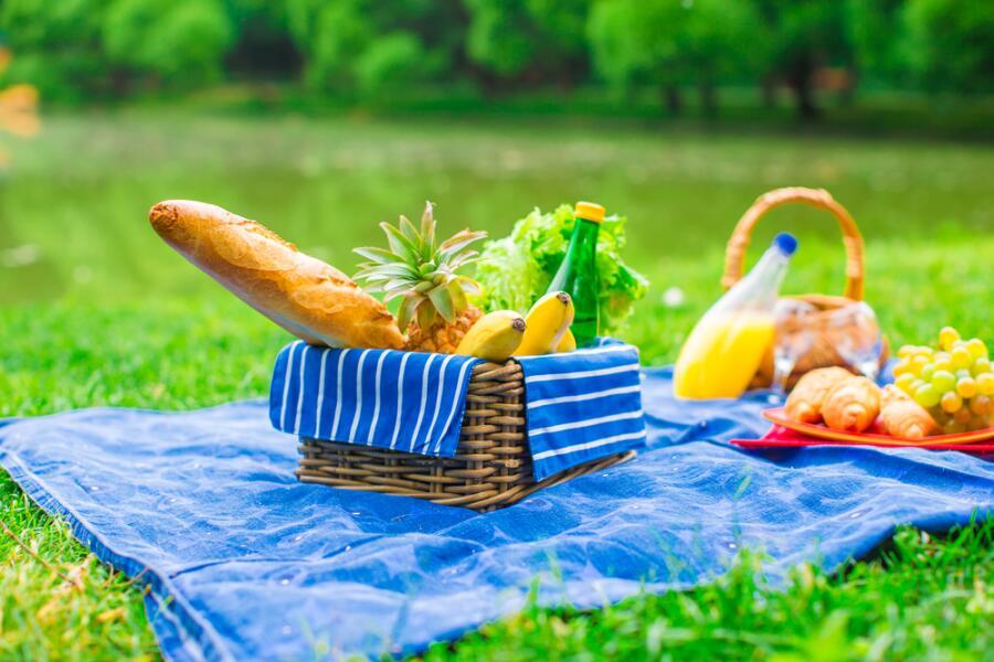 Как правильно питаться летом?