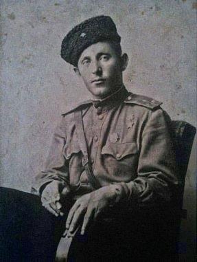Иван Павлович Середа