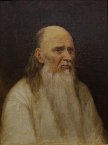 Д.М. Болотов, «Портрет преподобного Амвросия Оптинского (Гренкова)»