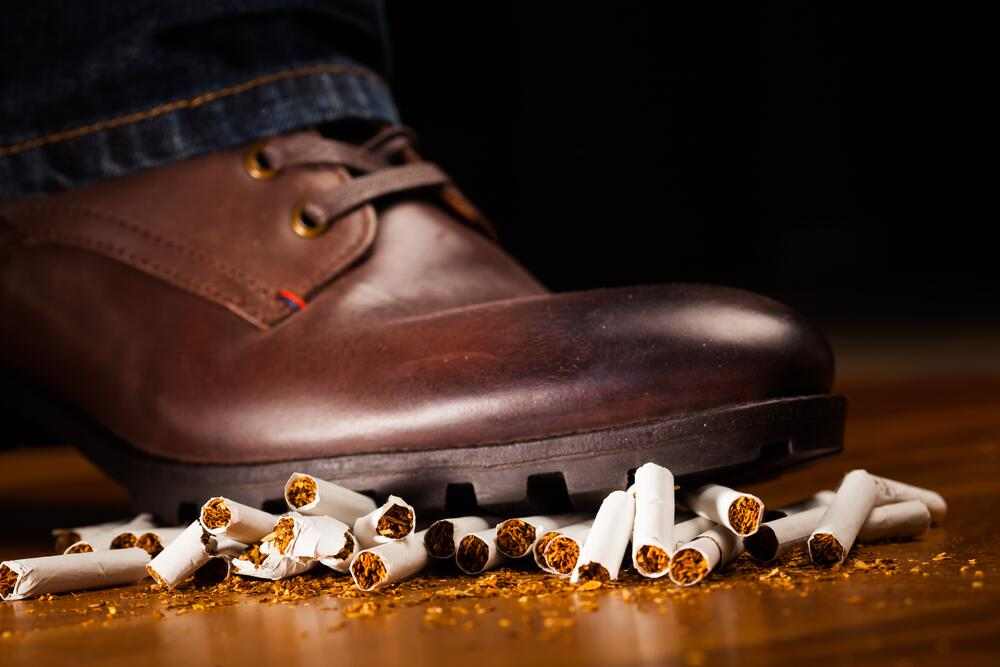 Как справиться с никотиновой зависимостью с помощью продуктов?