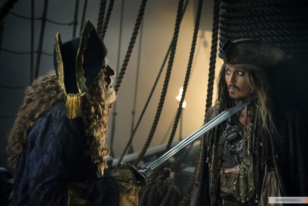 Как личная жизнь Джонни Деппа «потопила» Пиратов Карибского моря?